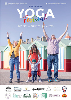 Brighton Yoga Festival