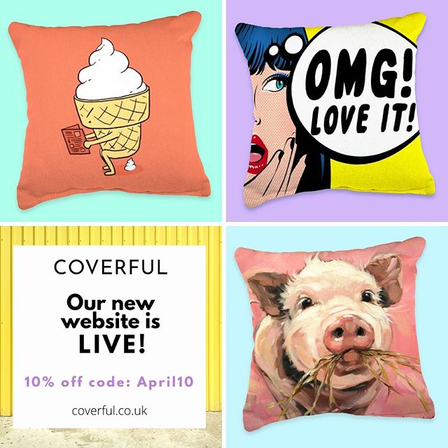 coverful cushion covers