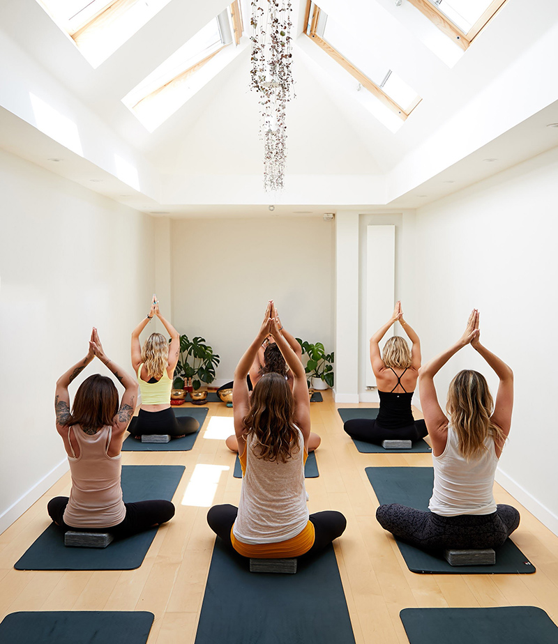 yoga class brighton